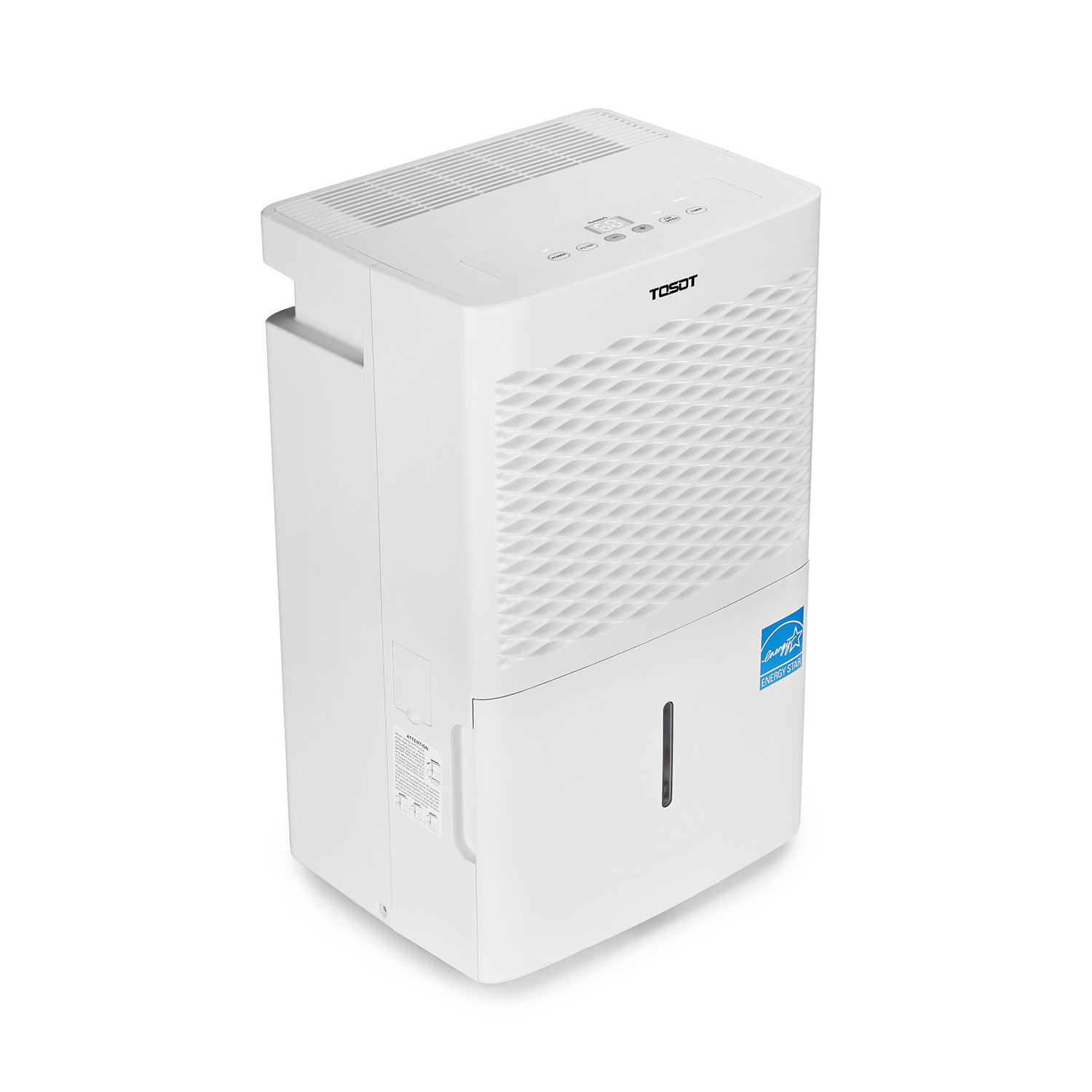 Tosot 50 Pint Dehumidifier Best for Basement