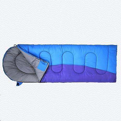 Sleepling bag CAICOLOR Saco de dormir ligero, bolso de dormir compacto de senderismo, puertas