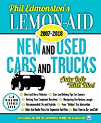 "A Globe and Mail bestseller! • ""Dr. Phil,"" Canada's best-known automotive expert, and George Iny walk you through another year of car buying.After almost fifty years and two million copies sold, Phil Edmonston has a co-pilot for the Lemon-Aid..."