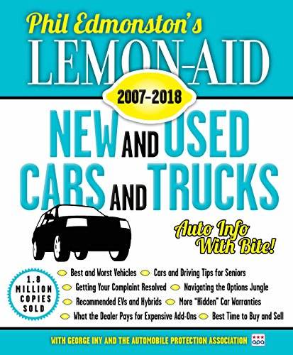 Lemon-Aid New and Used Cars and Trucks 2007-2018 (Lemon Aid New and Used Cars and Trucks)