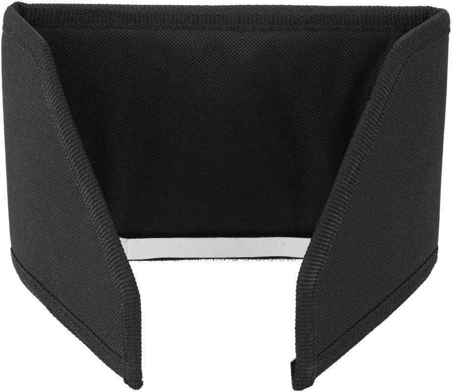 Andoer 7inch Sun Hood Sunshade nylon fabric for 7inch Camera Monitor LILLIPUT 668GL//669GL//667GL