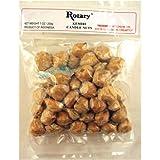Candle Nuts (Biji Kemiri) - 7oz (Pack of 1)