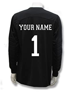 17c52e478 Code Four Athletics Diadora Enzo Goalkeeper Jersey Personalized with Your  Name and Number