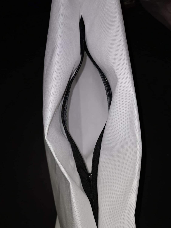 1x Bolsa reutilizable con cremallera para aspirador tejido K/ÄRCHER 6.959-130
