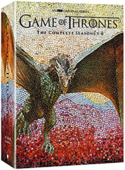 Game of Thrones: The Complete Seasons 1-6 on DVD