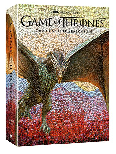 Game of Thrones: The Complete Seasons 1-6 by HBO Studio
