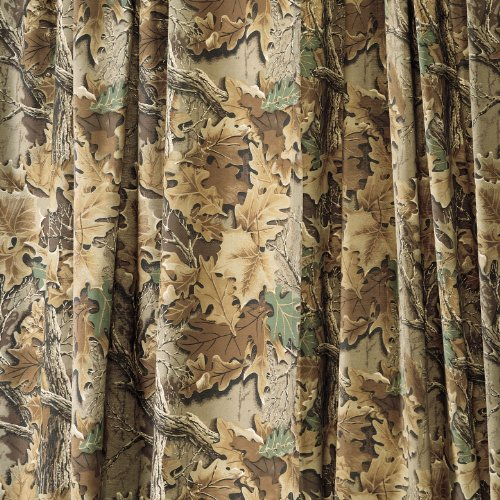 Realtree Advantage Classic Shower Curtain