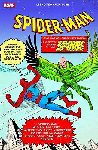 Marvel Klassiker: Spider-Man Taschenbuch – 13. Juni 2017 Stan Lee Steve Ditko John Romita SR. Michael Strittmatter