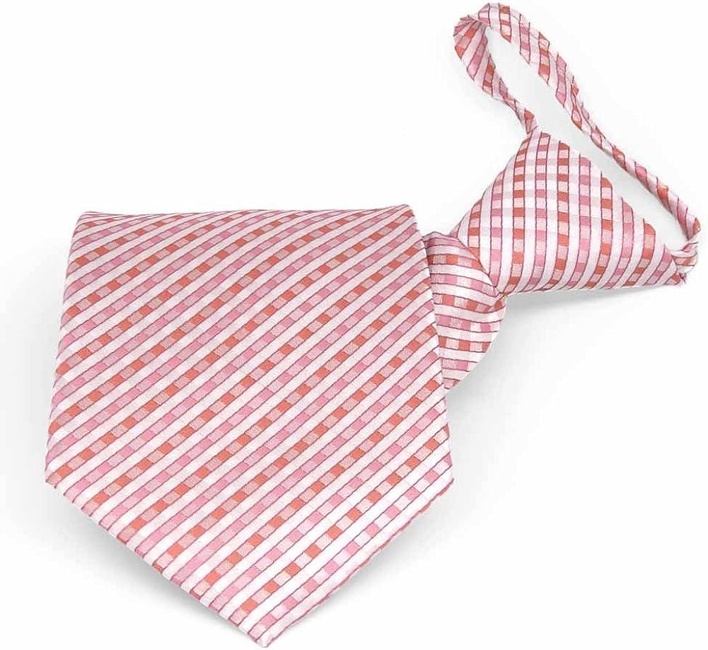 TieMart Flamingo Premium Bow Tie