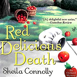 Red Delicious Death Audiobook