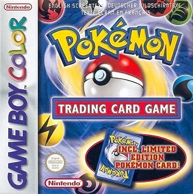 Amazon com: Pokemon - Trading Card Game: Nintendo Game Boy