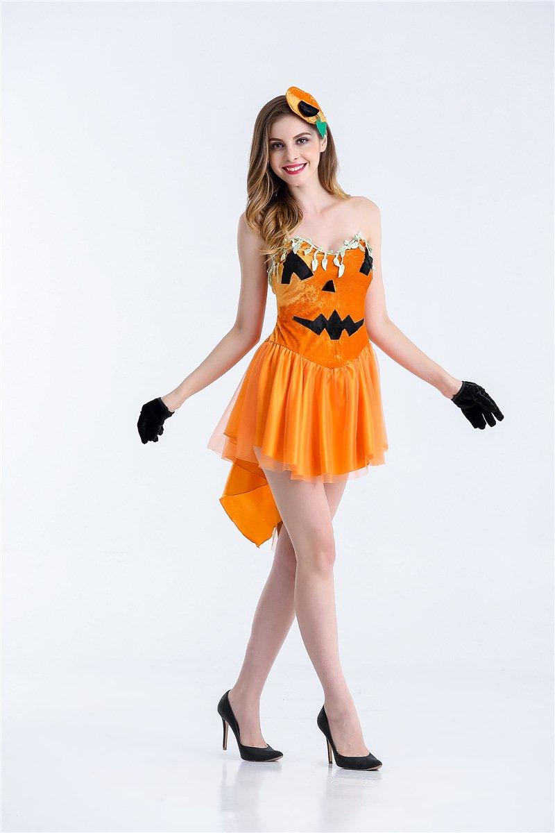 LLY Robe Halloween Costumes de fête Costumes de rôle vêtements, M