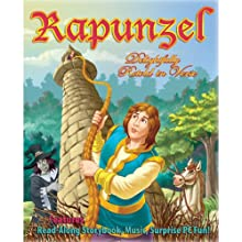 Rapunzel  Audiobook by Larry Carney Narrated by Nigel Lambert