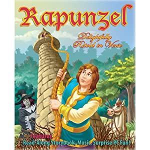 Rapunzel Audiobook