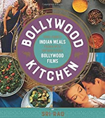 "You're invited to a party where the food and entertainment are both in Technicolor. It's ""dinner and a movie"" in this vibrant, beautifully photographed tour of Indian food and films.   Indian cuisine and Indian cinema (known as Bollywo..."