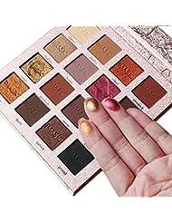Pro Eyeshadow Palette Matte Shimmer 16 Colors Eye Shadow...