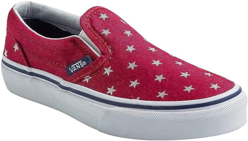 red baby vans