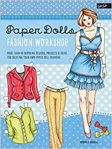 ADORABLE NEW GIRLS PAPER DOLL HIGH LOW DRESS VARIETY OF STYLES COLORS /& SIZES