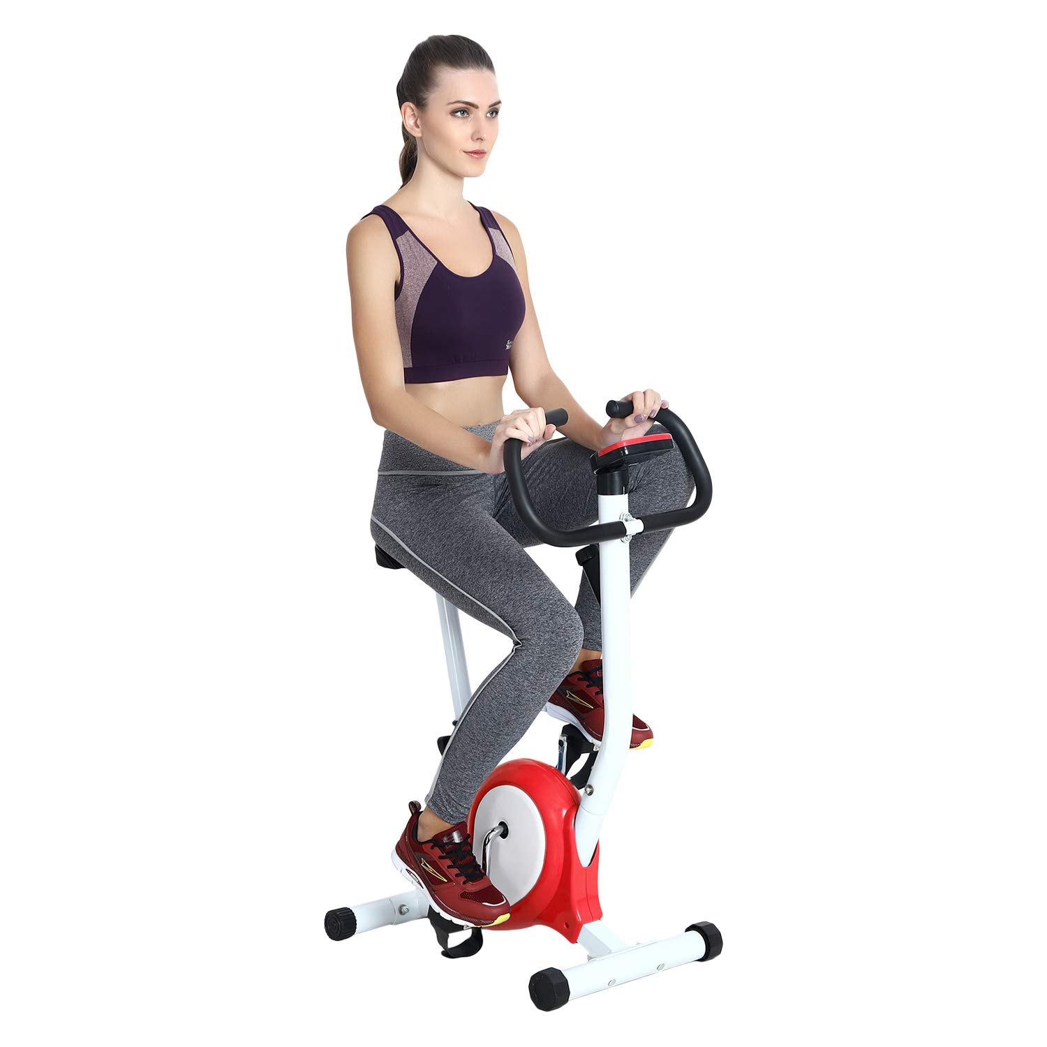 Buy Super Marche Fitness Steel Exercise Bike For Men And Women Blue And Red Online At Low Prices In India Amazon In See more ideas about cyclist, female cyclist, cycling women. buy super marche fitness steel exercise