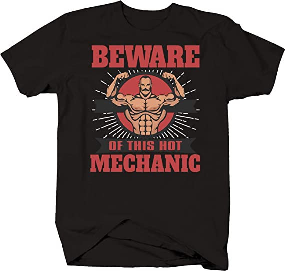 Awesome Engineer Mens Funny T-Shirt Tradesman