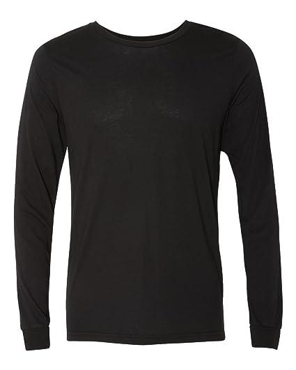 714e0e51 Bella + Canvas Unisex Jersey Long-Sleeve T-Shirt - WHITE - XS ...
