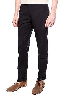 Dockers- Pantalón Slim Fit Azul Pantalones para Hombre Azul Talla ... e22afe5455e05