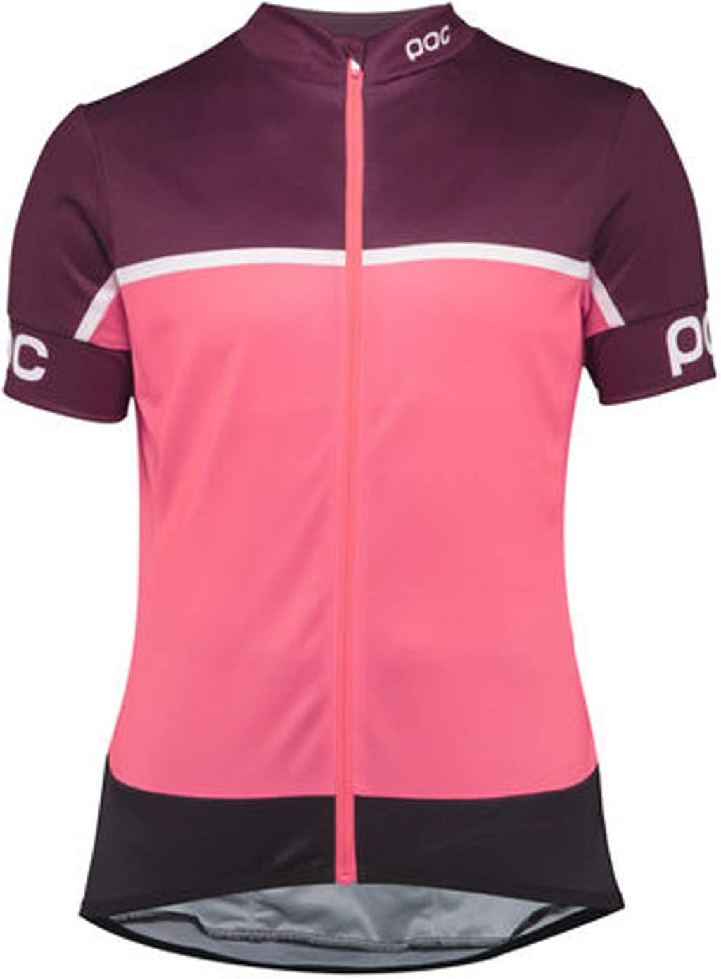 Essential Road Women Block Jersey Short Sleeve Cycling Jersey POC