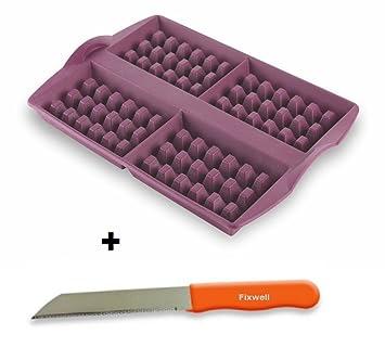 Tupperware silicona máquina para hacer gofres gofrera hacer ...