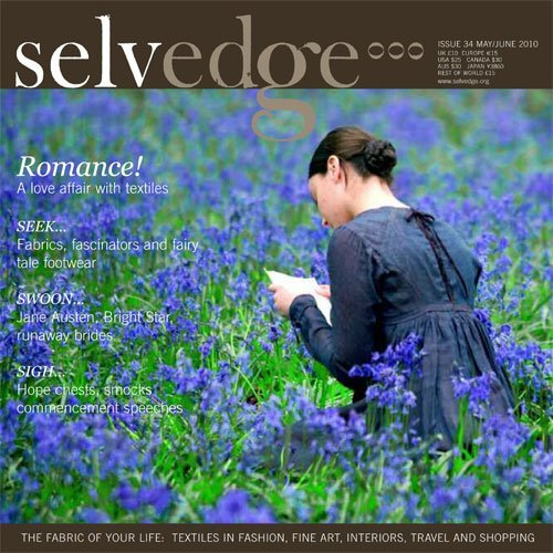 Read Online Selvedge Magazine Issue 34 (Romance) PDF