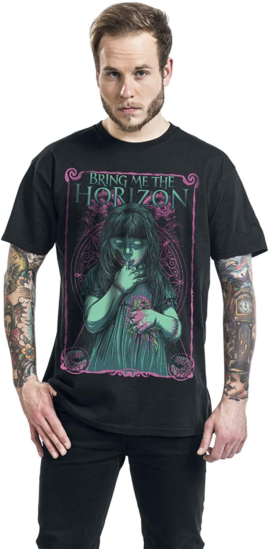 Bring Me The Horizon My Little Devil T-Shirt schwarz
