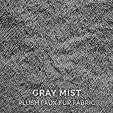 Furhaven Pet Dog Bed - Round Plush Faux Fur