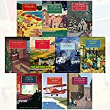 img - for British Library Crime Classics collection 10 Books Set (Death on the Riviera,Murder at the Manor,The Santa Klaus Murder,Silent Nights, Murder of a Lady,The Z Murders,Thirteen Guests,Quick Curtain... book / textbook / text book