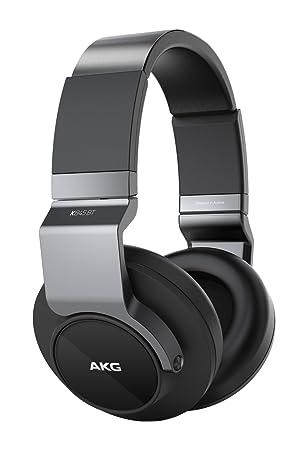 Akg K845 Casque Audio Fermé De Haute Performance Sans Fil Et Pliable