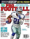 Athlon Sports 2017 Pro Football Dallas Cowboys Preview Magazine