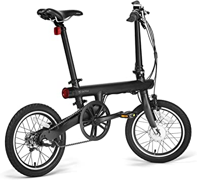 redst Rong Xiaomi Mi Folding Smart eléctrico Bicicleta Plegable ...