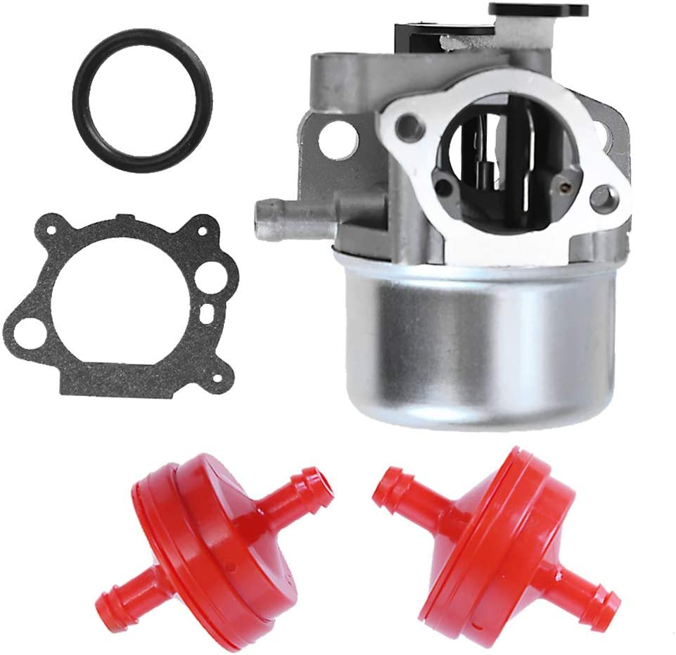 DSparts Carburetor Replacement for Craftsman Briggs&Stratton Gold 6.25 6.75 HP MRS Push Mower 675 190cc