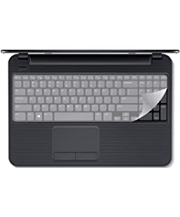 Fedus Universal Silicone Keyboard Protector Cover Skin Dust Protector for All 15.6-inch Laptop