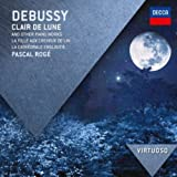 Debussy: Clair de Lune & Other Piano Works (Virtuoso series)