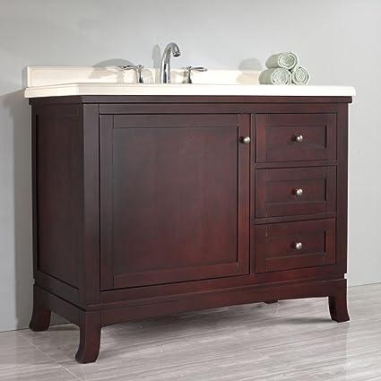 Modest 42 Bathroom Vanity Decoration Ideas
