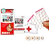 Acwin Plus Derm Moist Wound Dressing for Skin Trouble Ance Pimple Care Hydrocolloid Patch
