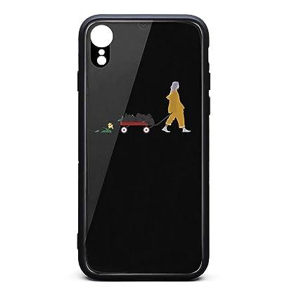 Amazon.com: Carcasa para iPhone XR Billie-Eilish-Bellyache ...