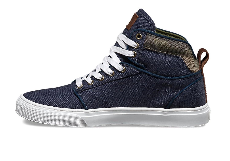 Amazon.com | Vans Men's Alomar (Suiting Clash) Parisian Casual Shoes |  Skateboarding