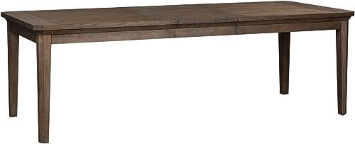 Liberty Furniture Industries Artisan Prairie Rectangular Leg Table