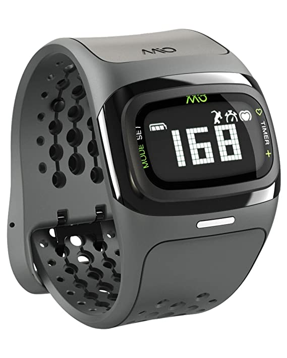 Mio ALPHA 2 Heart Rate Watch + Activity Tracker