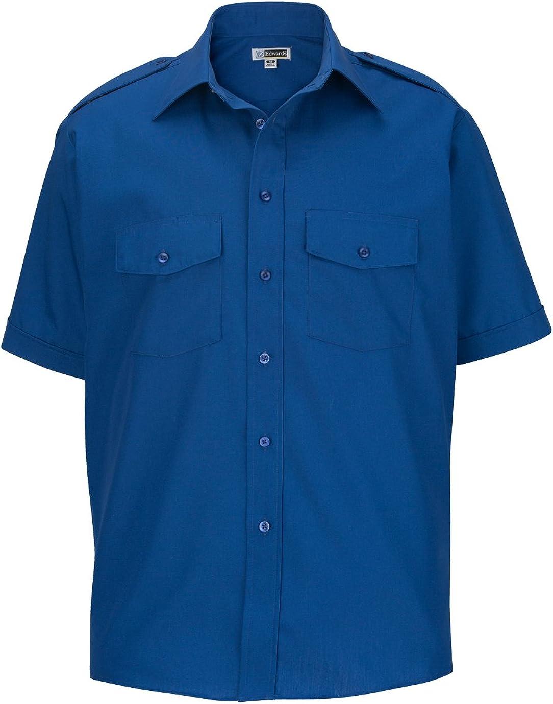 Edwards Short Sleeve Safari Shirt