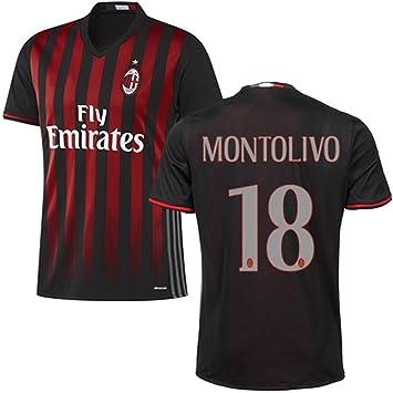 Terza Maglia AC Milan RICCARDO MONTOLIVO