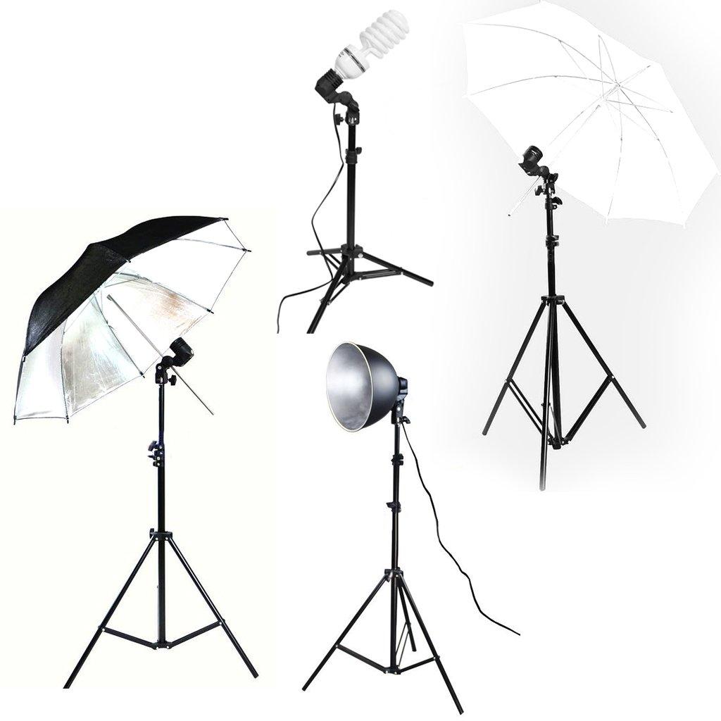 110v 250 V 25a Photography Photo Light Lamp Bulb Single Holder E27 Socket Bracket Studio