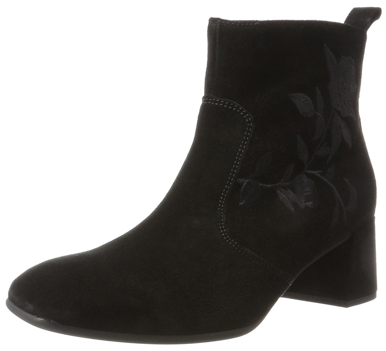 Schwarz(57 Schwarz(Schwarz) Gabor Damen Basic Stiefel