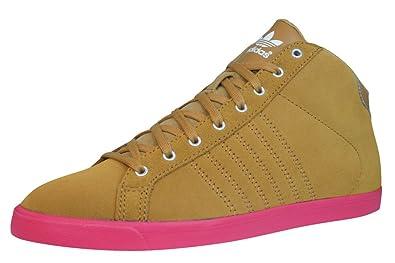 adidas Originals schmale mittelhohe Damenhallensportschuhe