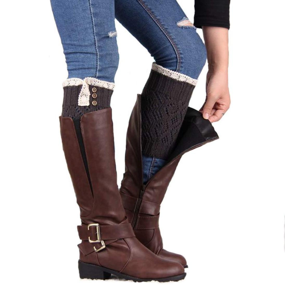 Calcetines, RETUROM Las nuevas mujeres del estilo atan la pierna del cargador del estiramiento calzan los calcetines del cargador (Blanco): Amazon.es: Ropa ...